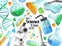Science Graphics Set