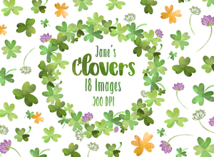 Clover Graphics Set