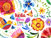 Fiesta de Flores Graphics Set