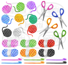 Yarn Graphics Set