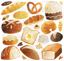 Bread Graphics Set