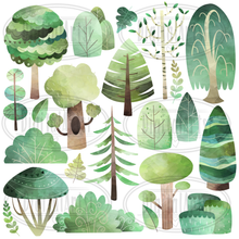 Trees Graphics Set
