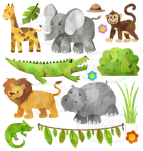 Safari Graphics Set