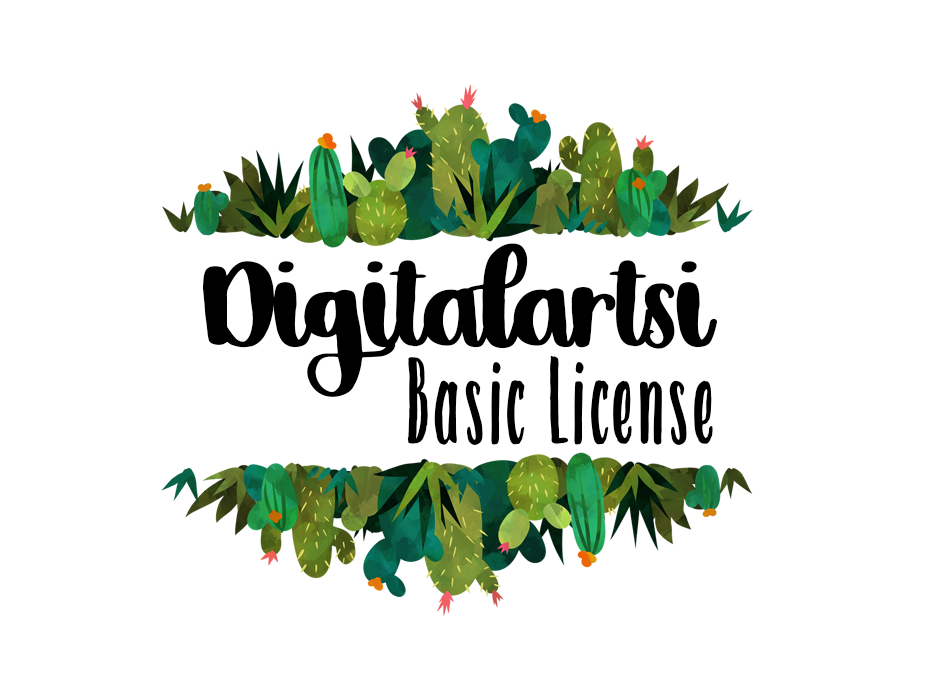 Digitalartsi Basic License