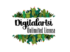 Digitalartsi Unlimited License