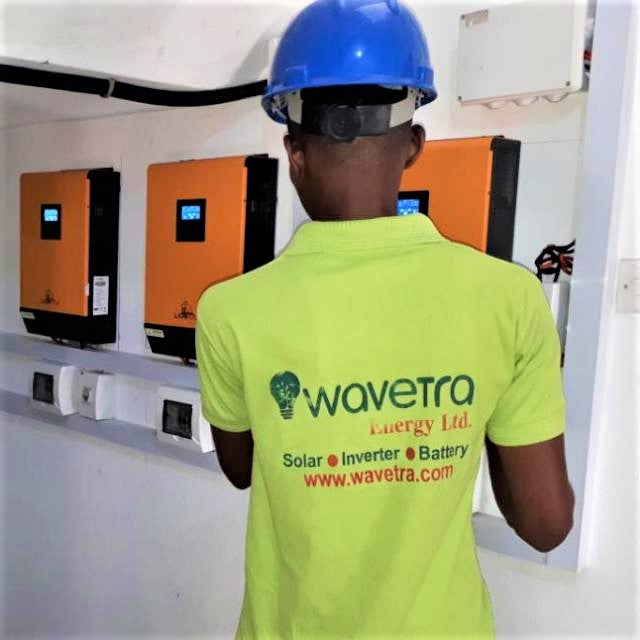 Complete Inverter Power system price in Nigeria