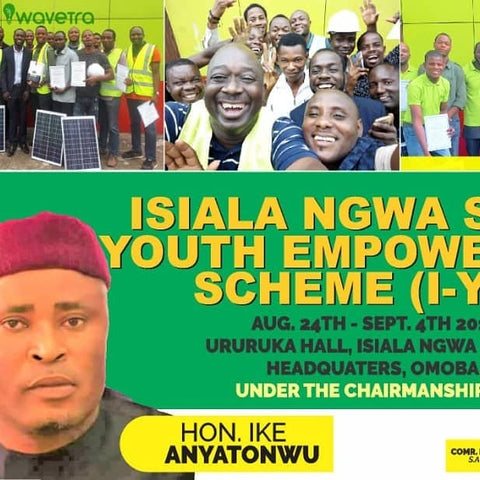 Isiala Ngwa South Youth Empowerment Scheme - I-YES