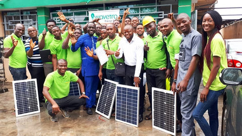 Wavetra Energy Academy solar inverter training