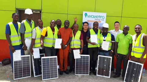 Solar Inverter training in Nigeria