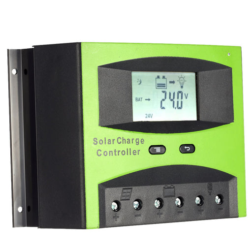 48V/50A PWM Solar Charge Controller Controller Wavetra Energy