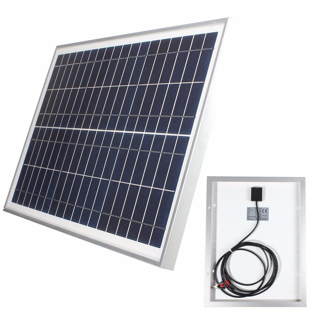 20W Solar Panel Solar Panel Wavetra Energy