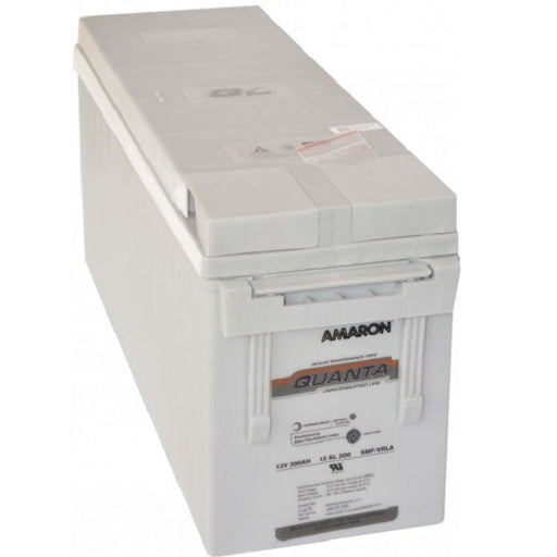 12V 200Ah Amaron Quanta SMF deep cycle battery