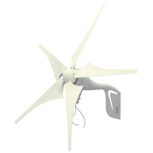 Wind Turbine 400W Wind Power Generator 5 Blades + DC 12V/24V Waterproof Charge Controller 300/600W Wind Energy Turbine Generator  Wavetra Energy