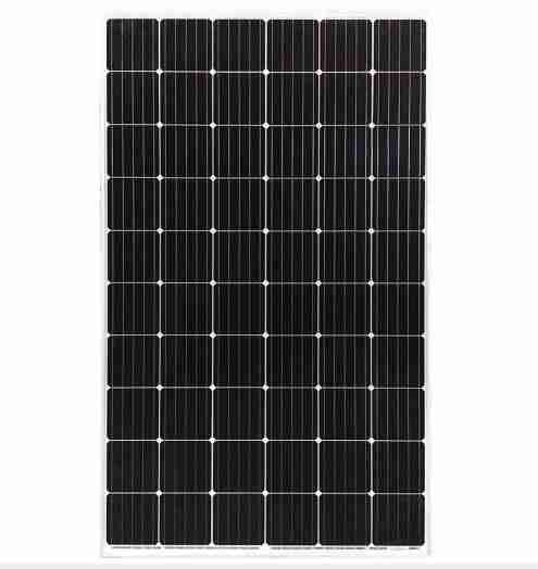 Risen 275W monocrystalline solar panel Tier 1 Solar Panel Wavetra Energy