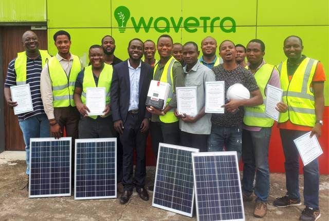 FREE Online Intensive solar installation training in Nigeria Wavetra Energy Academy Wavetra Energy