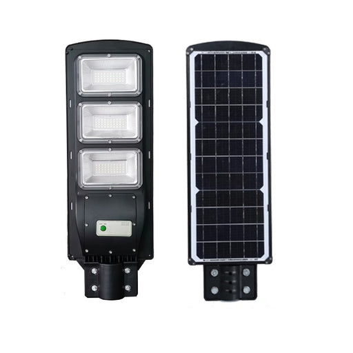 60W Integrated All In One Solar LED Street Light With motion sensor