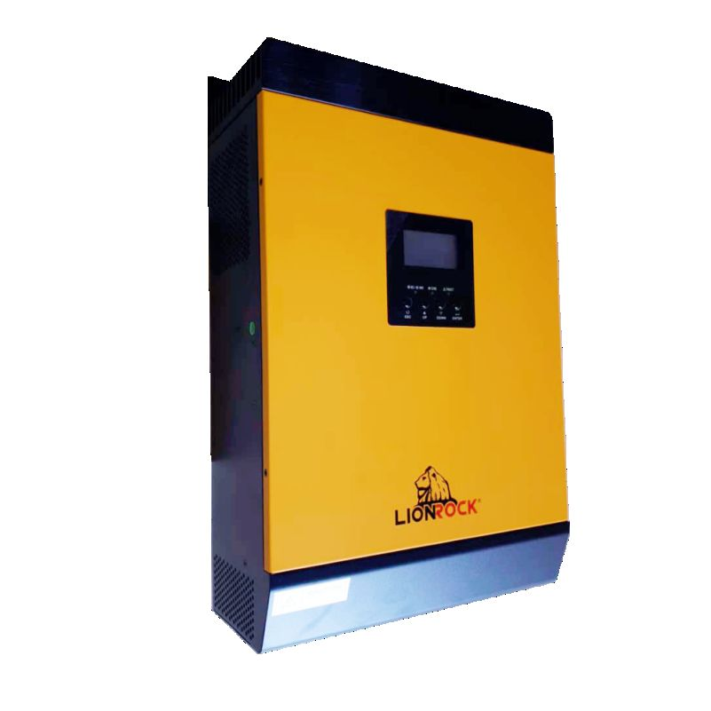 LionRock 3kW Hybrid Inverter with 60A MPPT Charge controller Inverter Wavetra Energy