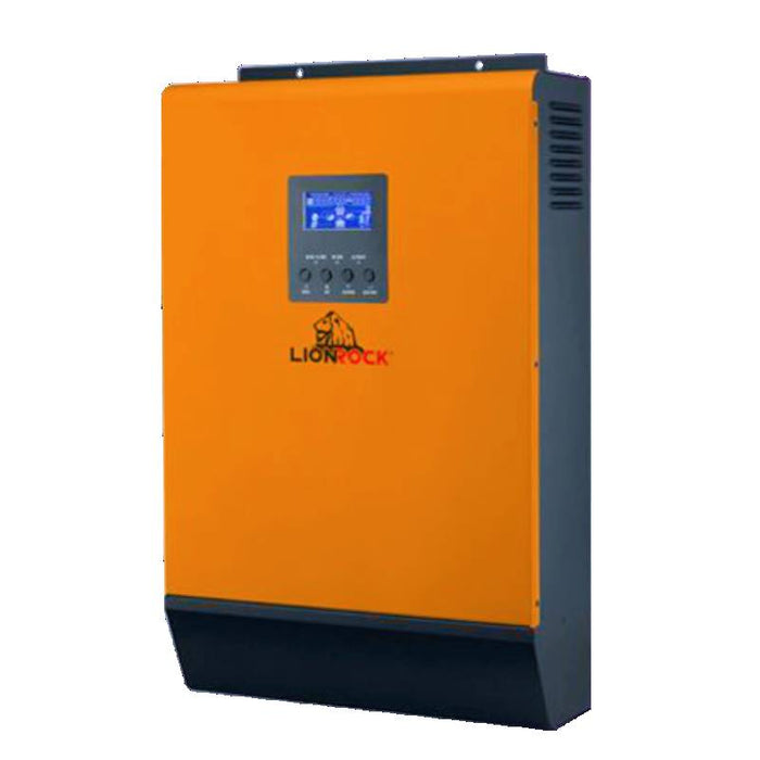 LionRock 5kW Hybrid Inverter with 80A MPPT Charge controller  Wavetra Energy
