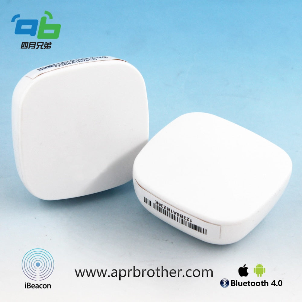 2PCS Save Energy Beacon EEK-N Support Eddystone and Ibeacon Accessories Wavetra Energy