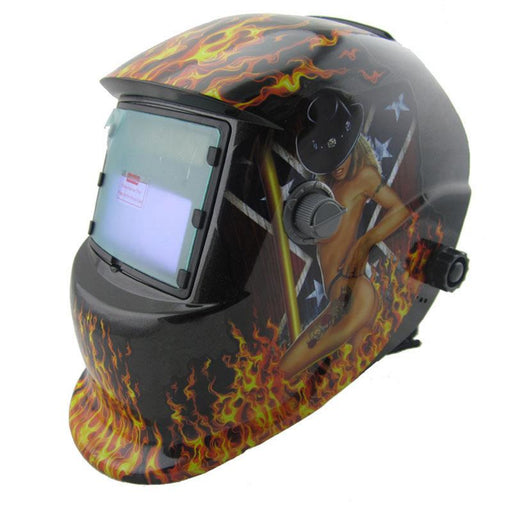 Solar Automatic Darkening Electric Welding Mask/helmets Face Mask Welder Goggles/welding Mask's Filter Lens Solar accessories Wavetra Energy