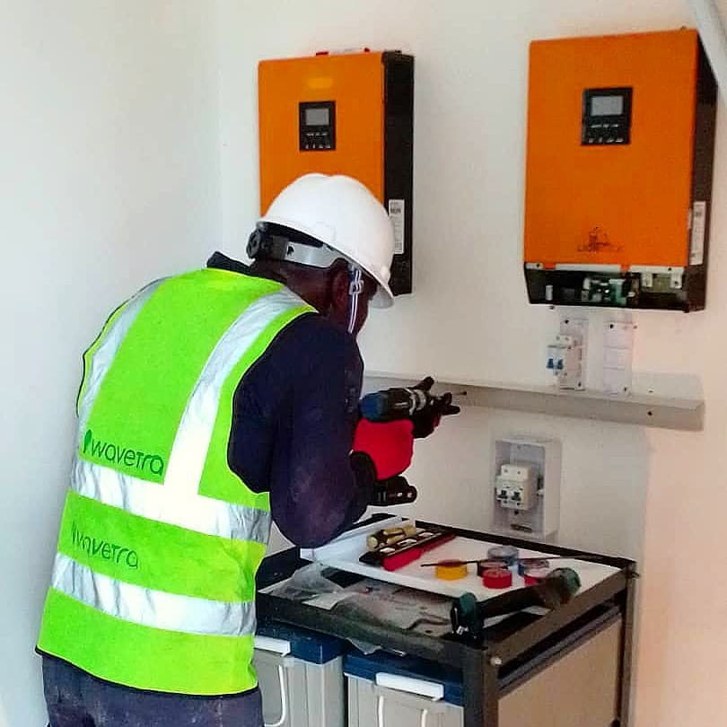 Advanced solar, Inverter and Electrical installation training in Nigeria
