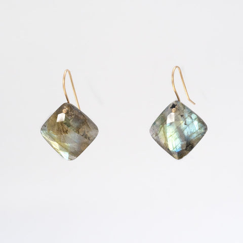 Pillow Dreams Labradorite Earrings
