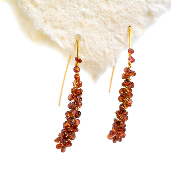 Red of Passion Earrings