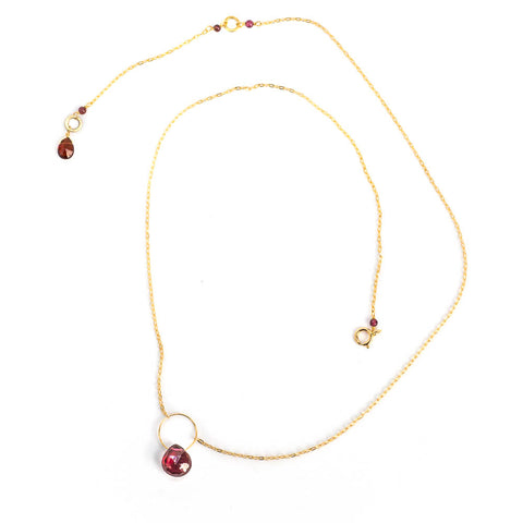 Red of Passion Necklace