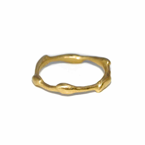 Koeda Ring, gold