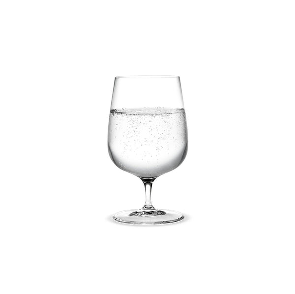 HOLMEGAARD BOUQUET WATER AND BEER GLASS. SKU 4803114. Height: 14 cm. Volume: 38 cl.