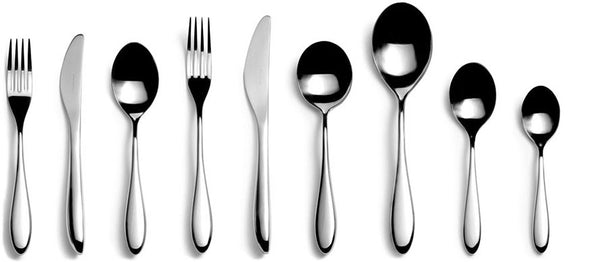 David Mellor Design City Stainless Steel Cutlery Collection