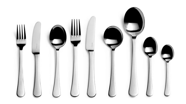 DAVID MELLOR CUTLERY Classic stainless steel collection.