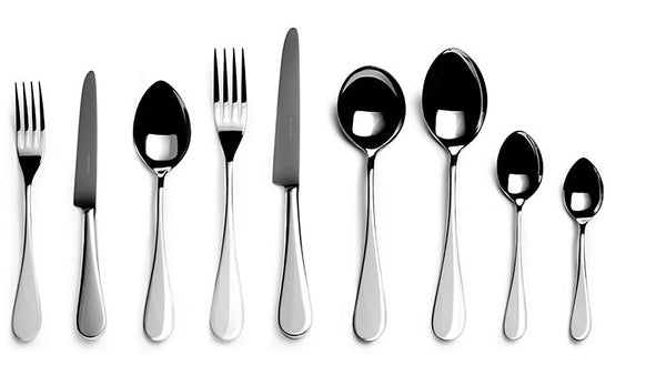David Mellor Design English stainless steel cutlery