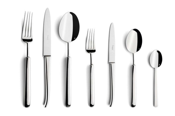 Cutipol Carré Mirror Polished stainless steel cutlery