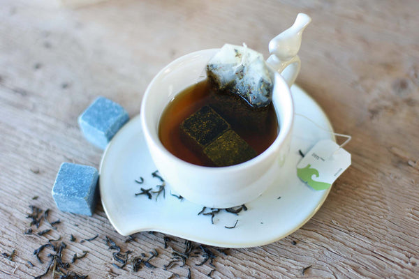 SPARQ WHISKEY ROCKS (S/13 MIX). e multifunctional rocks can double  as cofee and tea stones. Pop one or two rocks into the microwave, drop them in your mug, and enjoy your heated drink for twice as long.