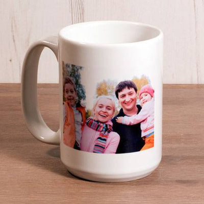 Personalised photo Mugs by Always Personal