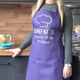 Personalised Chef Apron Apron Always Personal