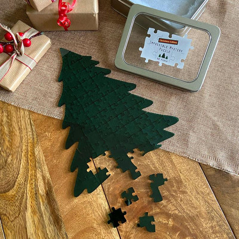 impossible christmas tree puzzle