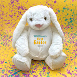 Personalised My First Easter Bunny Cuddly Toy Rabbit Teddy Bear Always Personal