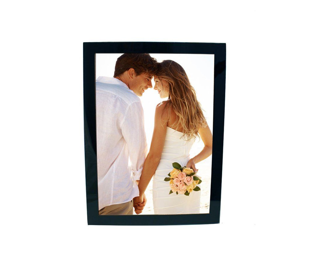 Personalised Glass Photo Display