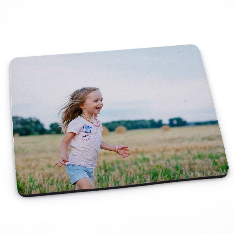 Personalised printed photo mousemat