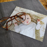 Personalised Photo Glasses Cleaning Cloth