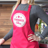Great British Bake Off Star Baker Apron