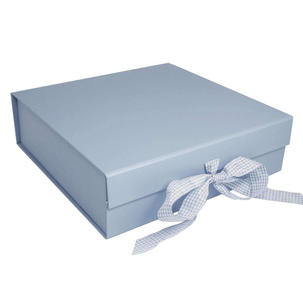 Blue Presentation Gift Box - Suitable for Breakfast Sets