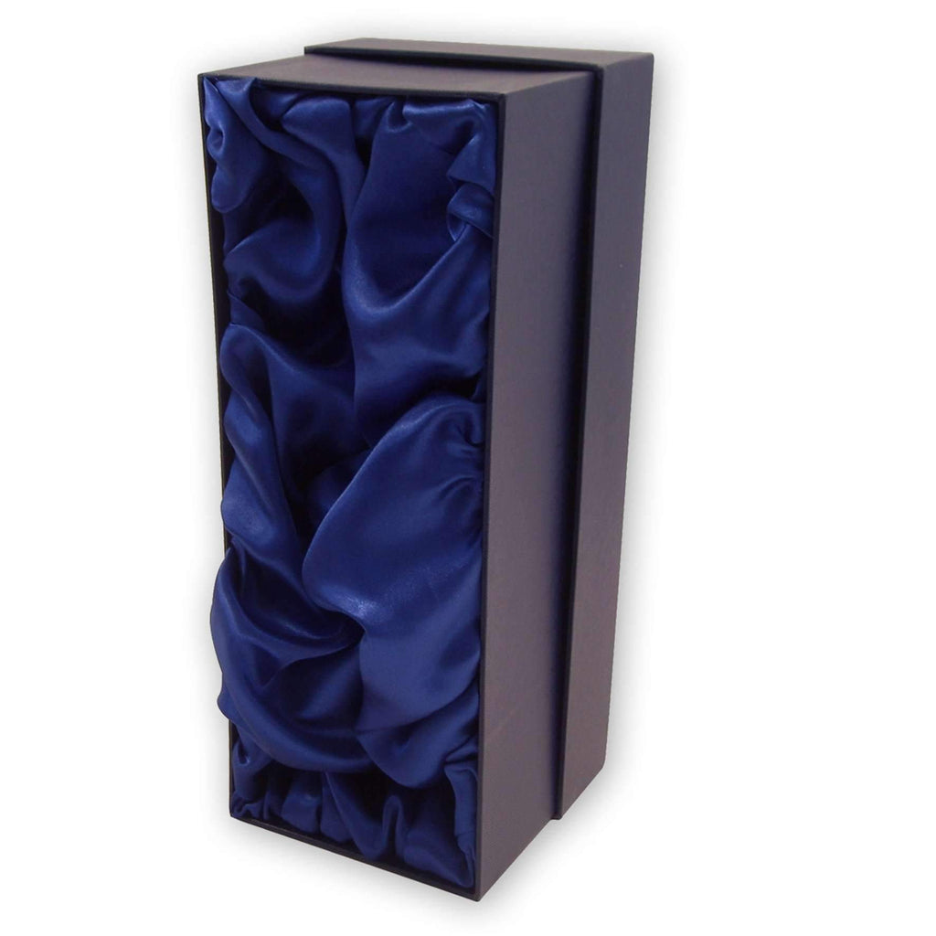 Blue Presentation Gift Box - Suitable for Vases and Alcohol
