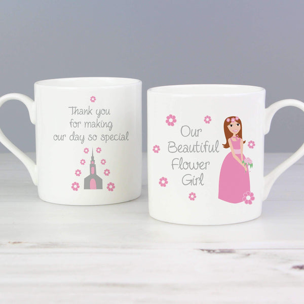 Fabulous Flower Girl Mug