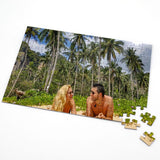 Personalised Photo Jigsaw With Gift Box