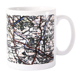 Personalised 1919 - 1926 Popular Edition Map Mug