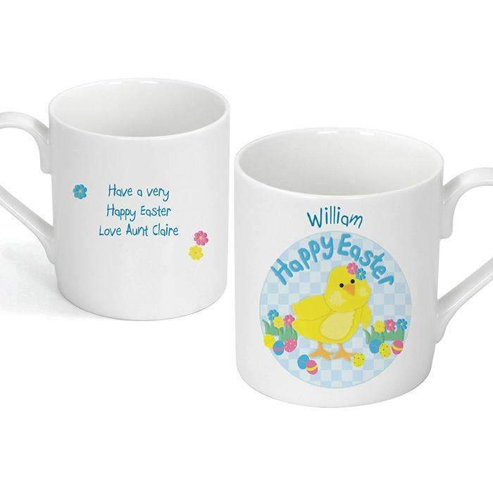 Personalised Easter Chick Mug Memento