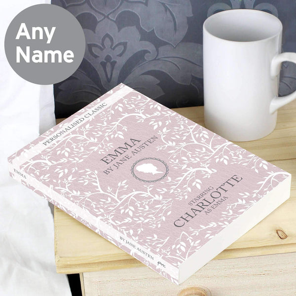 Personalised Emma Novel - 6 Characters